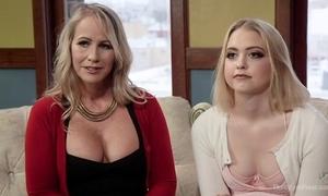 2 anal slaves - mama ana girl