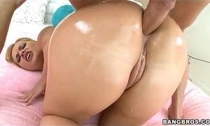 Stunning anal compilation
