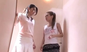 Make believe mom coupled with daughter swapping bodys