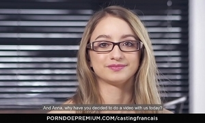 Squint francais - fit newbie emma chief stage porn instalment with the addition of cum on pussy