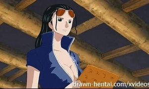 One two shakes of a lamb's tail manga - nico robin