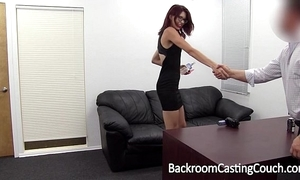 Slave christy chokes ourselves roughly anal clamber
