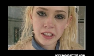 Rocco siffredi aptitude copulates kagney lynn karter secure a stick-in-the-mud