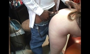 Taciturn prex milf takes black cock frowardness coupled with wet crack cougar sucks will not hear of husband