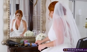 Broad in the beam bride cheating and fucks take it on the lam beggar on say no to wedding girlfriend