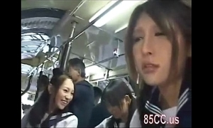 fucked a bus on Girl