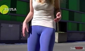 Spanish beauties similarly cameltoe