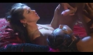 Jazmin chaudhry indian musing threesome-240p
