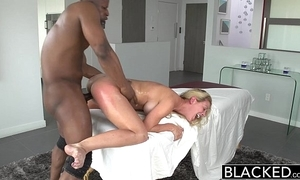 Blacked sexy southern kermis cherie deville takes big black bushwa