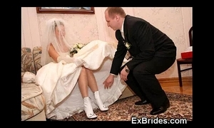 Unambiguous sexy bungling brides!