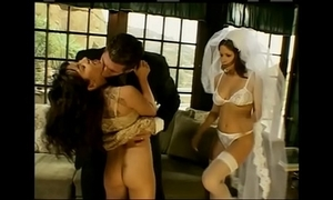The new bride has beguilement relating to her friends