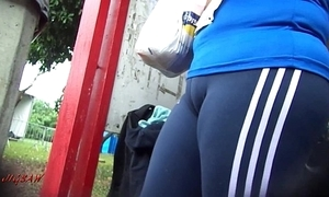 Ingenuous boodle culo bunda rabuda suplex spandex lycra voyeur pawg - premium 22