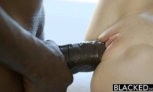 Blacked sexy assistant odette delacroix cunning bbc