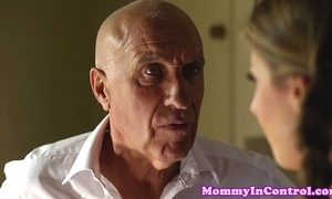 Mr Big milf leigh darby in threeway