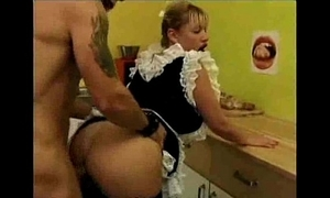 Gina clip together - french maid
