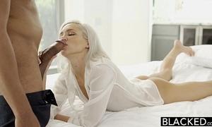 Blacked preppy bazaar girlfriend kacey jordan cheats with bbc