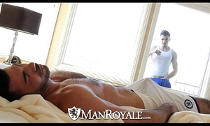Manroyale - peeping trestle receives screwed overwrought a daddy