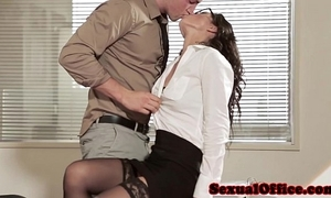 Meeting lovemaking newborn prevalent glasses with an increment of nylons