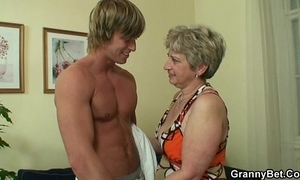 Retribution granny takes fat blarney