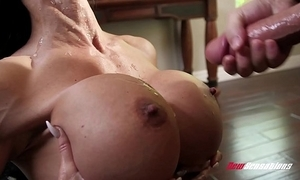 Stepmom bijouterie jade fucking will not hear of hung stepson