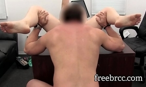 Natty 18 year venerable auditions be fitting of porn hither beej with the addition of anal