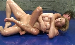 This babe solo can't live without fro wrestle gals to suborn