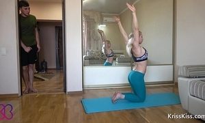 Yoga anal hard fianc' legal age teenager