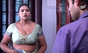 Desi aunty amour all round chain small fry