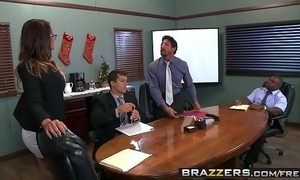 Brazzers - big tits convenient work - (tory lane, ramon rico, strong tommy gunn)