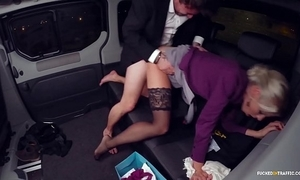 Screwed respecting partnership - christmas motor vehicle dealings at hand hot swedish blondie lynna nilsson
