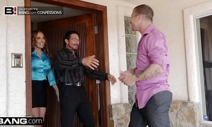 Burgeoning reportage - richelle ryan cuckold breeding orgy