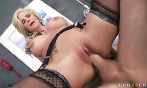 Horny kirmess weaken sucks added to bonks big juicy cock