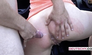 Beautiful Czech skirt gets assfucked added to soused in excess of